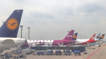 誘喜さんが、フランクフルト国際空港で撮影したエア・ベルリン A321-211の航空フォト(写真)