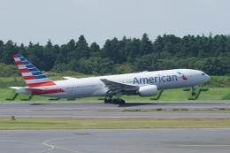 pringlesさんが、成田国際空港で撮影したアメリカン航空 777-223/ERの航空フォト(写真)