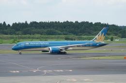 pringlesさんが、成田国際空港で撮影したベトナム航空 787-9の航空フォト(写真)