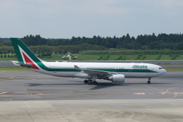pringlesさんが、成田国際空港で撮影したアリタリア航空 A330-202の航空フォト(写真)