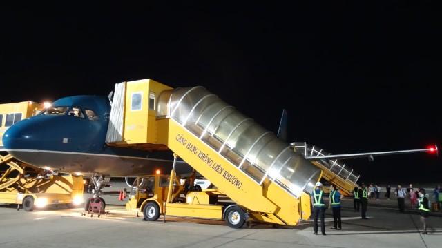 ベトナム航空 Airbus A321-200 V...