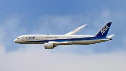 flytaka78さんが、成田国際空港で撮影した全日空 787-9の航空フォト(写真)