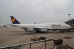 Rsaさんが、上海浦東国際空港で撮影したルフトハンザドイツ航空 747-430の航空フォト(写真)