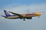 じゃりんこさんが、小松空港で撮影した全日空 767-381の航空フォト(写真)