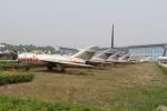 TAOTAOさんが、航空博物館で撮影した中国人民解放軍 空軍  MiG-15の航空フォト(写真)
