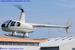 Chofu Spotter Ariaさんが、群馬ヘリポートで撮影した日本個人所有 R44 Clipperの航空フォト(飛行機 写真・画像)