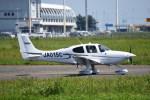 kumagorouさんが、仙台空港で撮影した航空大学校 SR22の航空フォト(飛行機 写真・画像)