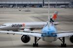 徳兵衛さんが、関西国際空港で撮影したKLMオランダ航空 777-206/ERの航空フォト(写真)
