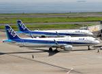 voyagerさんが、羽田空港で撮影した全日空 A321-272Nの航空フォト(写真)