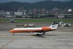 nairobi1971さんが、台北松山空港で撮影したNIKE INC G-V-SP Gulfstream G550の航空フォト(写真)