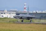 414404kazuさんが、名古屋飛行場で撮影した航空自衛隊 F-35の航空フォト(写真)