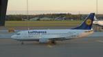 AE31Xさんが、ビルン空港で撮影したルフトハンザドイツ航空 737-530の航空フォト(写真)