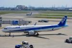 taiki17さんが、伊丹空港で撮影した全日空 A321-272Nの航空フォト(写真)