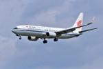 yoshibouさんが、成田国際空港で撮影した中国国際航空 737-89Lの航空フォト(写真)