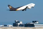 pinamaさんが、関西国際空港で撮影したUPS航空 747-44AF/SCDの航空フォト(写真)
