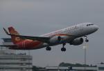 クリューさんが、鹿児島空港で撮影した香港航空 A320-214の航空フォト(写真)