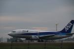 クリューさんが、鹿児島空港で撮影したANAウイングス 737-54Kの航空フォト(写真)
