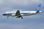yoshibouさんが、成田国際空港で撮影した中国南方航空 A320-214の航空フォト(写真)