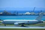 しののめさんが、那覇空港で撮影した航空自衛隊 767-2FK/ERの航空フォト(写真)