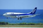 しののめさんが、那覇空港で撮影したANAウイングス 737-54Kの航空フォト(写真)