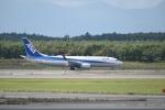 シャークレットさんが、新千歳空港で撮影した全日空 737-881の航空フォト(写真)