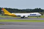 Timothyさんが、成田国際空港で撮影したポーラーエアカーゴ 747-87UF/SCDの航空フォト(写真)