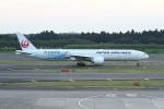 れいんさんが、成田国際空港で撮影した日本航空 777-346/ERの航空フォト(写真)