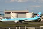 にしやんさんが、新千歳空港で撮影した大韓航空 A330-323Xの航空フォト(写真)