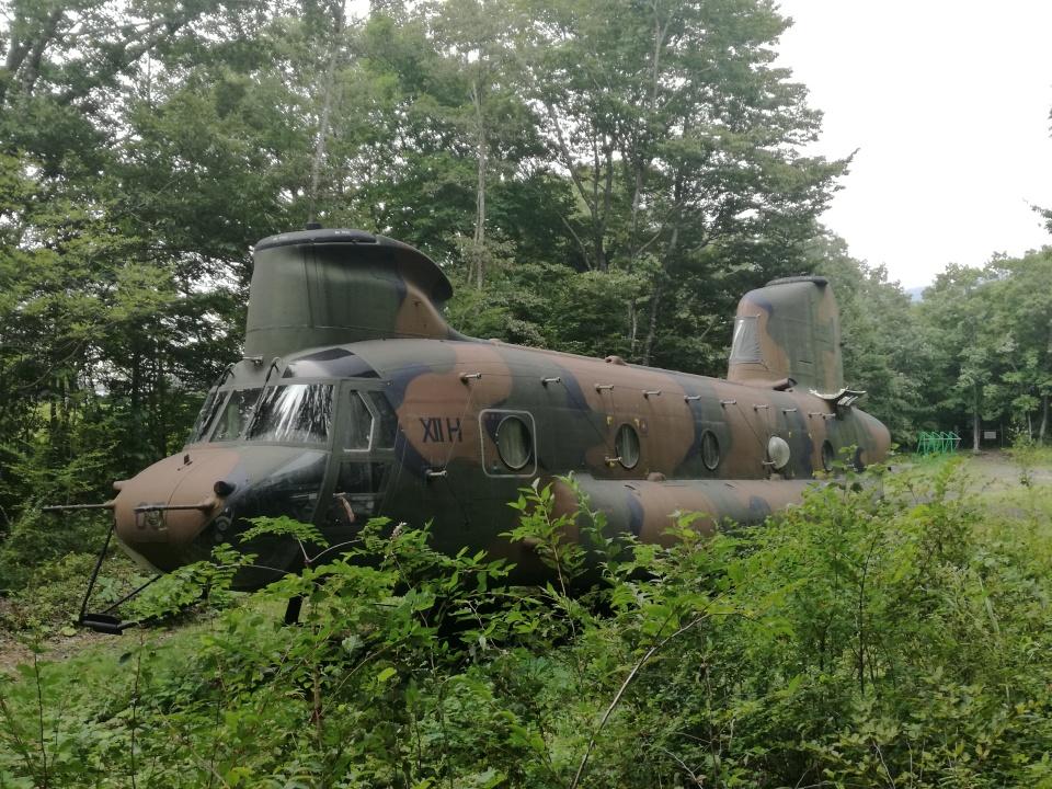 DAWNさんの陸上自衛隊 Kawasaki CH-47J Chinook (52905) 航空フォト