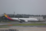 meijeanさんが、成田国際空港で撮影したアシアナ航空 A330-323Xの航空フォト(写真)