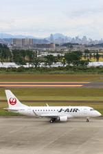 安芸あすかさんが、仙台空港で撮影したジェイ・エア ERJ-170-100 (ERJ-170STD)の航空フォト(写真)