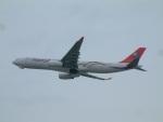 つっさんさんが、関西国際空港で撮影したトランスアジア航空 A330-343Xの航空フォト(写真)
