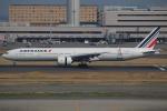 テクノジャンボさんが、羽田空港で撮影したエールフランス航空 777-328/ERの航空フォト(写真)