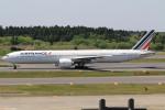 テクノジャンボさんが、成田国際空港で撮影したエールフランス航空 777-328/ERの航空フォト(写真)