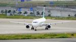 てつさんが、関西国際空港で撮影したエアソウル A321-231の航空フォト(写真)