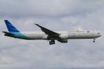 テクノジャンボさんが、成田国際空港で撮影したガルーダ・インドネシア航空 777-3U3/ERの航空フォト(写真)