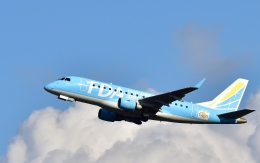 Take51さんが、新千歳空港で撮影したフジドリームエアラインズ ERJ-170-100 (ERJ-170STD)の航空フォト(写真)