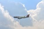 flytaka78さんが、成田国際空港で撮影したチャイナエアライン 747-409の航空フォト(写真)