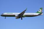 Koba UNITED®さんが、成田国際空港で撮影したエバー航空 A321-211の航空フォト(写真)