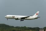 Gambardierさんが、福岡空港で撮影した日本航空 767-346の航空フォト(写真)
