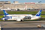 ぱん_くまさんが、羽田空港で撮影した全日空 787-9の航空フォト(写真)