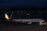 ATOMさんが、新千歳空港で撮影したアシアナ航空 A321-231の航空フォト(写真)
