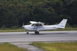 kumagorouさんが、広島空港で撮影した崇城大学 172S Skyhawk SPの航空フォト(写真)
