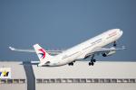 ぱん_くまさんが、羽田空港で撮影した中国東方航空 A330-343Xの航空フォト(写真)
