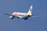 撮り撮り人さんが、岡山空港で撮影した中国東方航空 A319-115の航空フォト(写真)