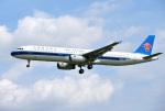mojioさんが、成田国際空港で撮影した中国南方航空 A321-231の航空フォト(写真)