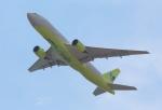 Koenig117さんが、関西国際空港で撮影したジンエアー 777-2B5/ERの航空フォト(写真)