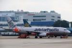 westtowerさんが、タンソンニャット国際空港で撮影したジェットスター・パシフィック A320-233の航空フォト(写真)