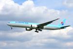 mojioさんが、成田国際空港で撮影した大韓航空 777-3B5/ERの航空フォト(写真)