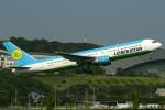 masa707さんが、福岡空港で撮影したウズベキスタン航空 767-33P/ERの航空フォト(写真)